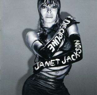 Janet Jackson - Discipline - Front