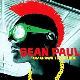SeanPaul-TomahawkTechnique-Cover