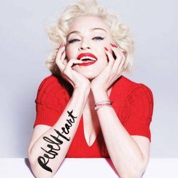 Rebel Heart Madonna